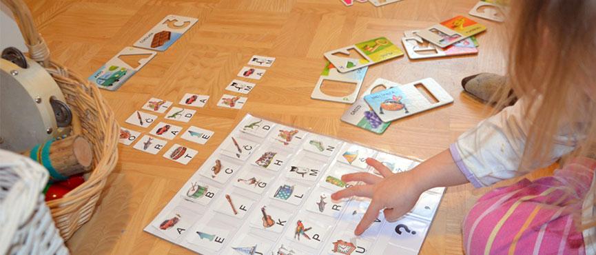 Učenje branja in pisanja v predšolskem obdobju? Da ali ne?