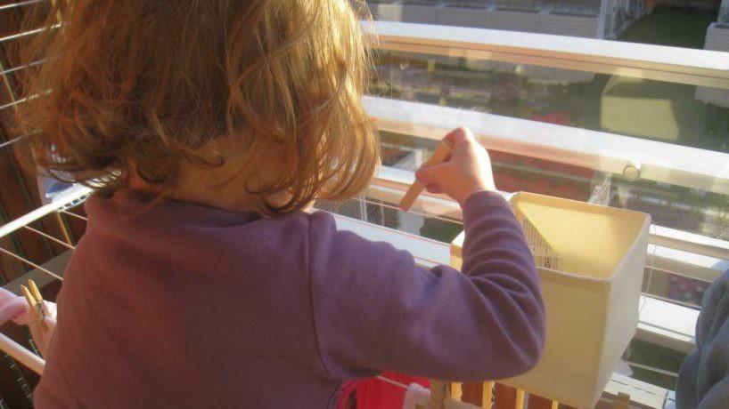 Otroci in hišna opravila – kdaj je pravi čas?