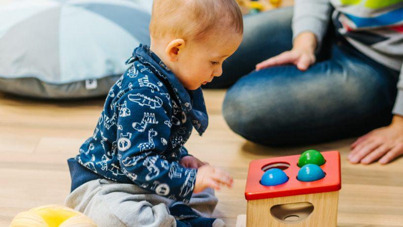 Ideje za igrače 1 – dojenčki