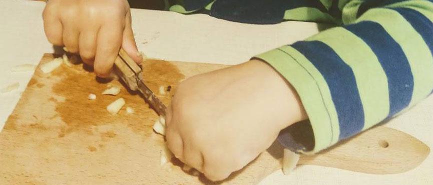 Montessori v slovenskih družinah – intervju s Tanjo