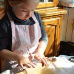 Kuhamo z otroki